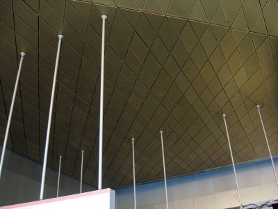 Acoustic Mesh Ceilings