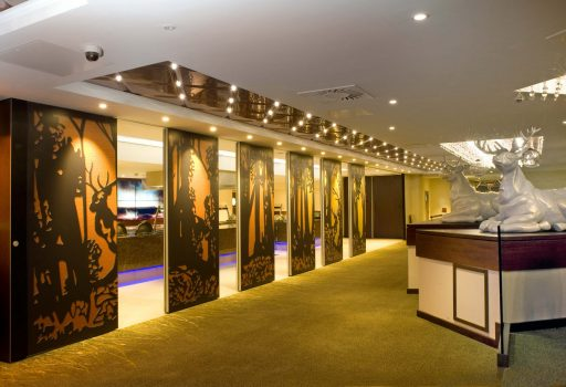 Acoustic Solutions Movable Walls