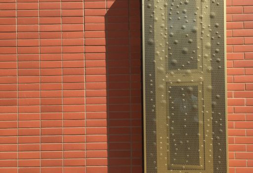 Perforated Screen 3D